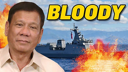 """""""It Will Be Bloody""""—Philippines' South China Sea Warning"""