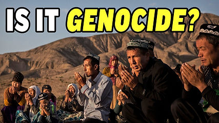 "#110​ Is China Committing ""Genocide"" Against the Uyghur Muslims?"