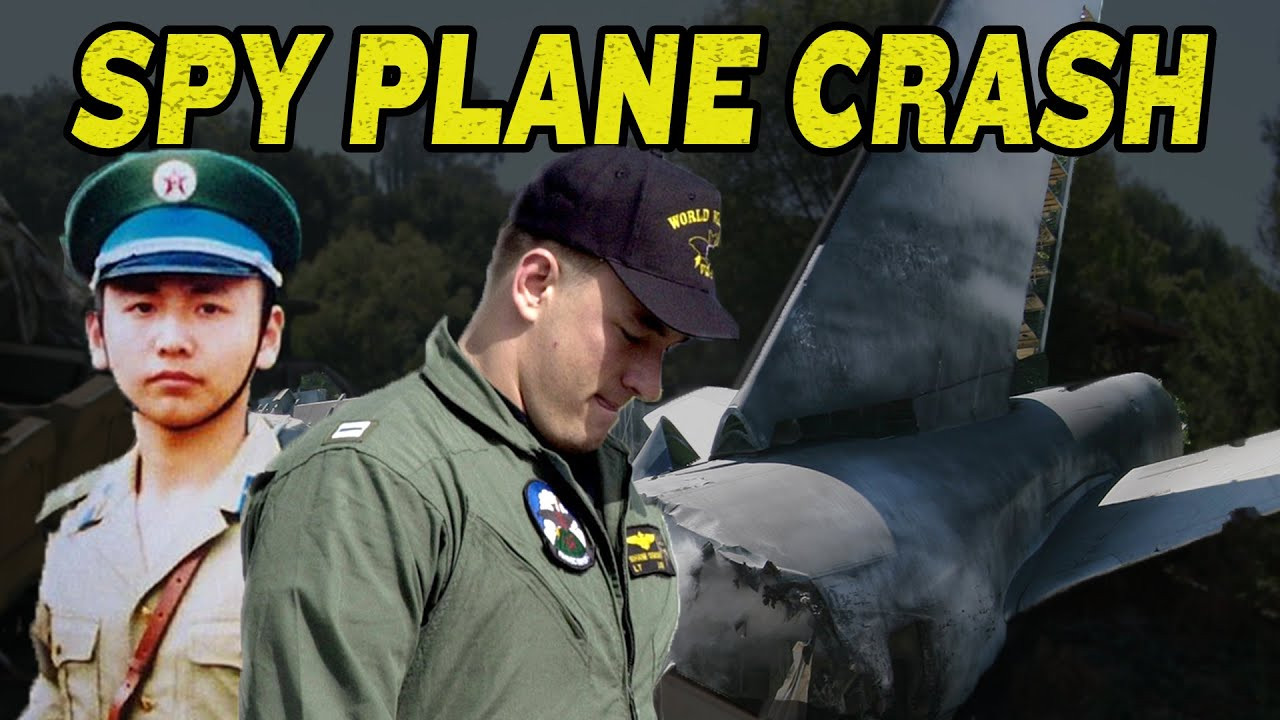 Spy Plane Crash: How U.S. & China Almost Went to War