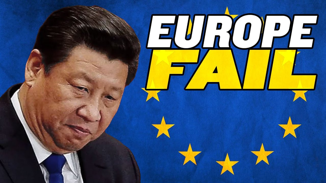 China's Big European Failure