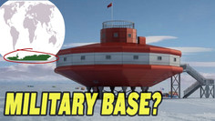 132 Secret Chinese Military Bases in Antarctica?