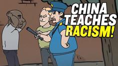 China Releases Critical Race Theory Propaganda Video