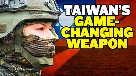 Taiwan Arms Sale Could 'Destroy Half of Any Chinese Invasion Force'