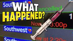 Thousands of Southwest Flights Canceled