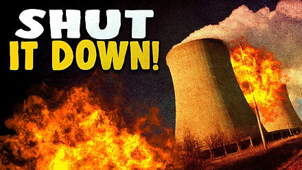 Chinese Nuclear Plant NEEDS TO BE SHUT DOWN