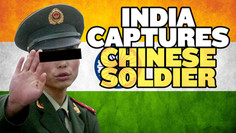 India Captures Chinese Soldier on Disputed Border