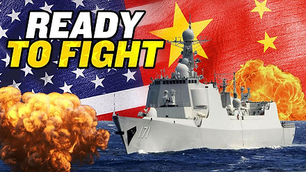 China Prepares for War with US Over Taiwan