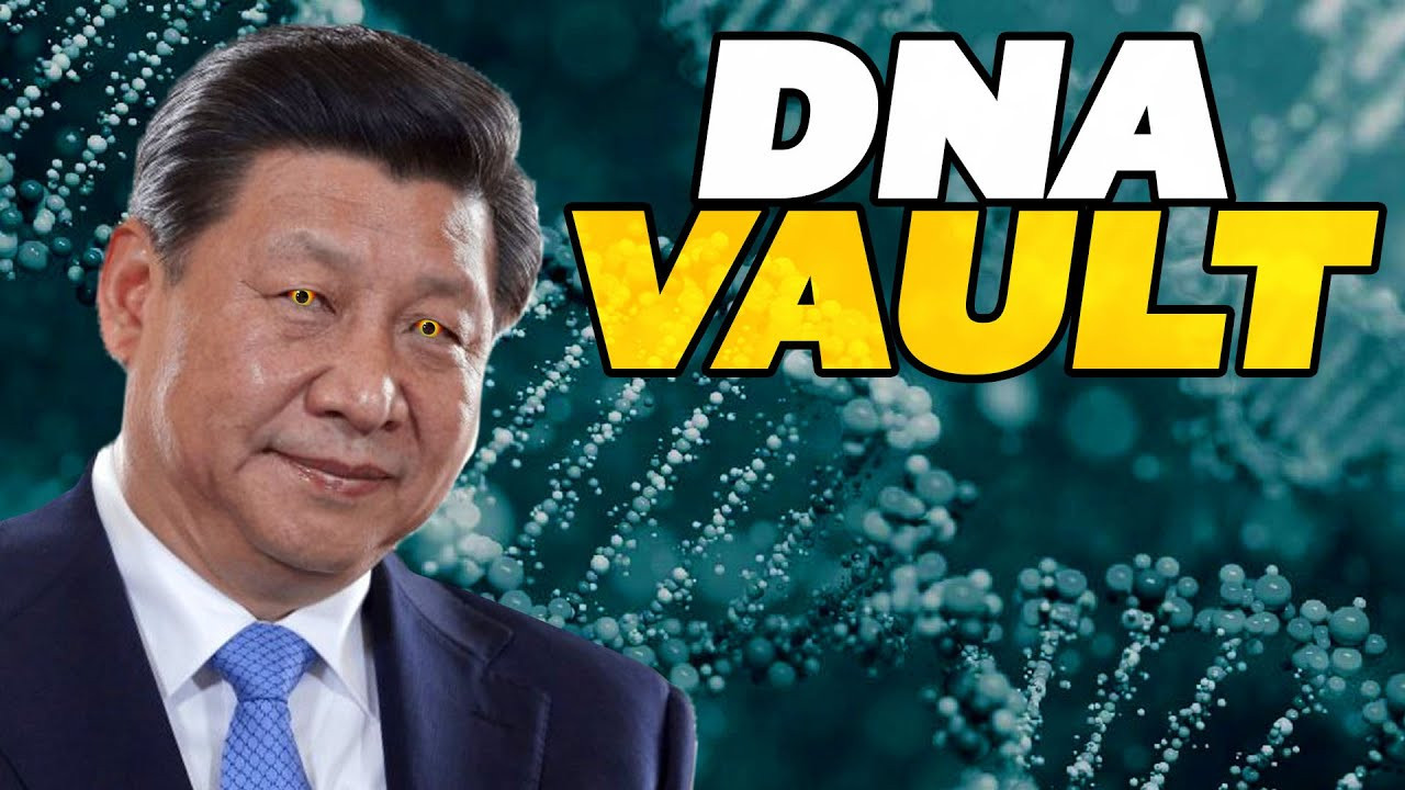 Why China Is Stealing America's DNA
