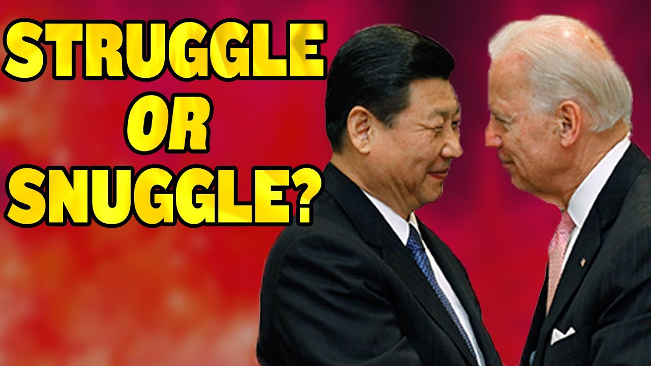 #105 How is Joe Biden Handling China?