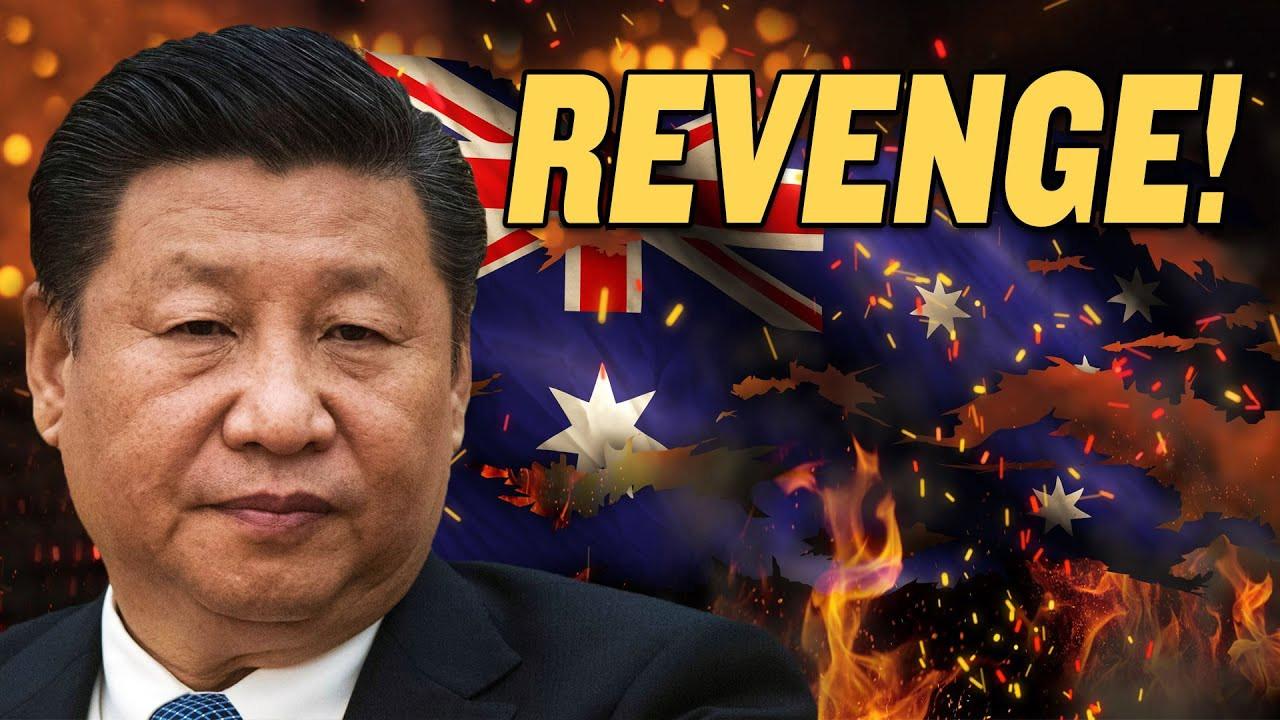 Revenge! China's New Warning to Australia