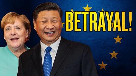 Europe's MAJOR China Failure
