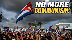 Massive Protests In Cuba | Texas Democrats Flee The State