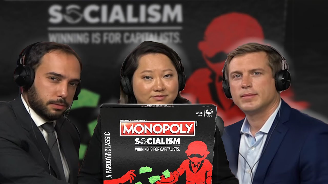 #102 We Play Monopoly Socialism! | China Unscripted
