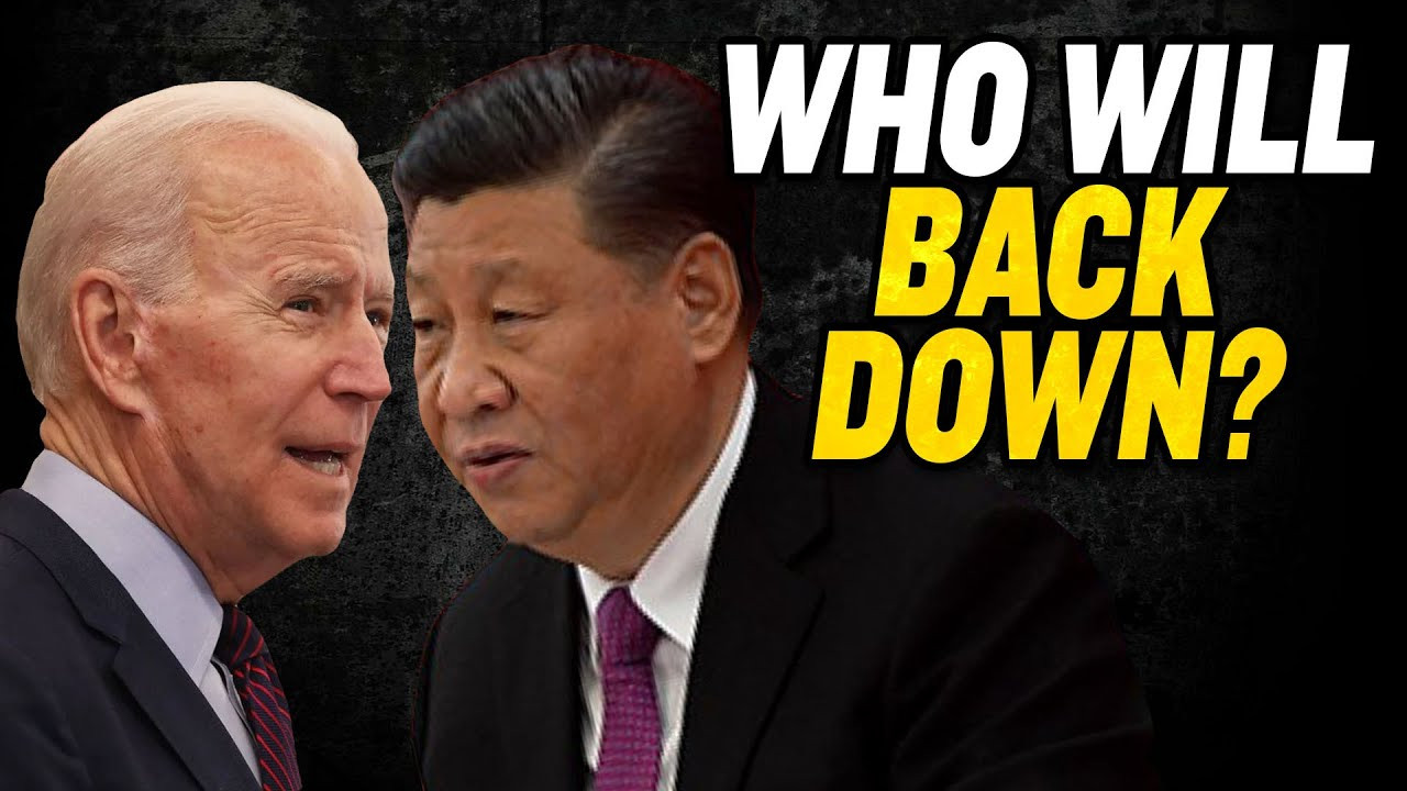US China Meeting—Will Biden Back Down?
