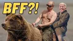 Biden and Putin now BUDDIES?!