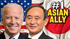 Biden Meets Japanese Prime Minister | United Against China?