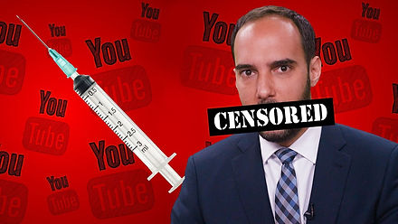 We Got CENSORED for Joking About the Vaccine Rollout