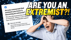 """""""Are You An Extremist?"""" Facebook Asks Users to Report Friends"""