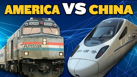 Why Doesn't the US Have High-Speed Rail?