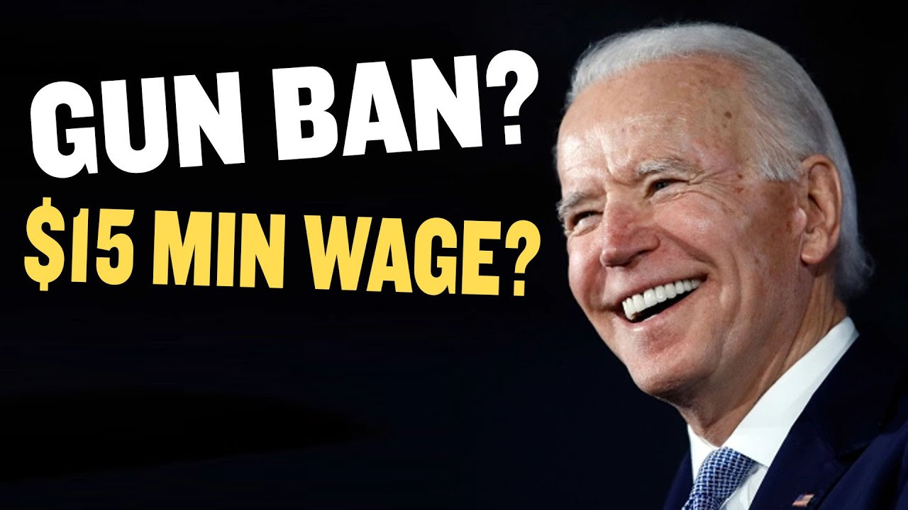 "Can President Biden Keep These 7 ""Day One"" Promises?"