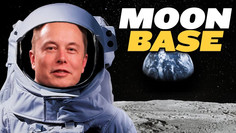 Space Race 2.0! New U.S. MOON BASE to Counter China