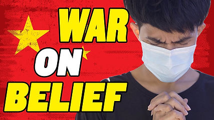 #94 China's Global War on Religion and Belief