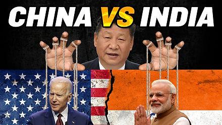 China Drives Wedge Between India and US