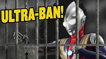 China's CRACKDOWN on Ultraman?!