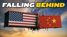 Is the US Falling Behind China?