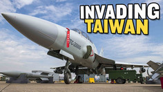 """China Will Have """"Full Ability"""" to Invade Taiwan in 4 Years"""