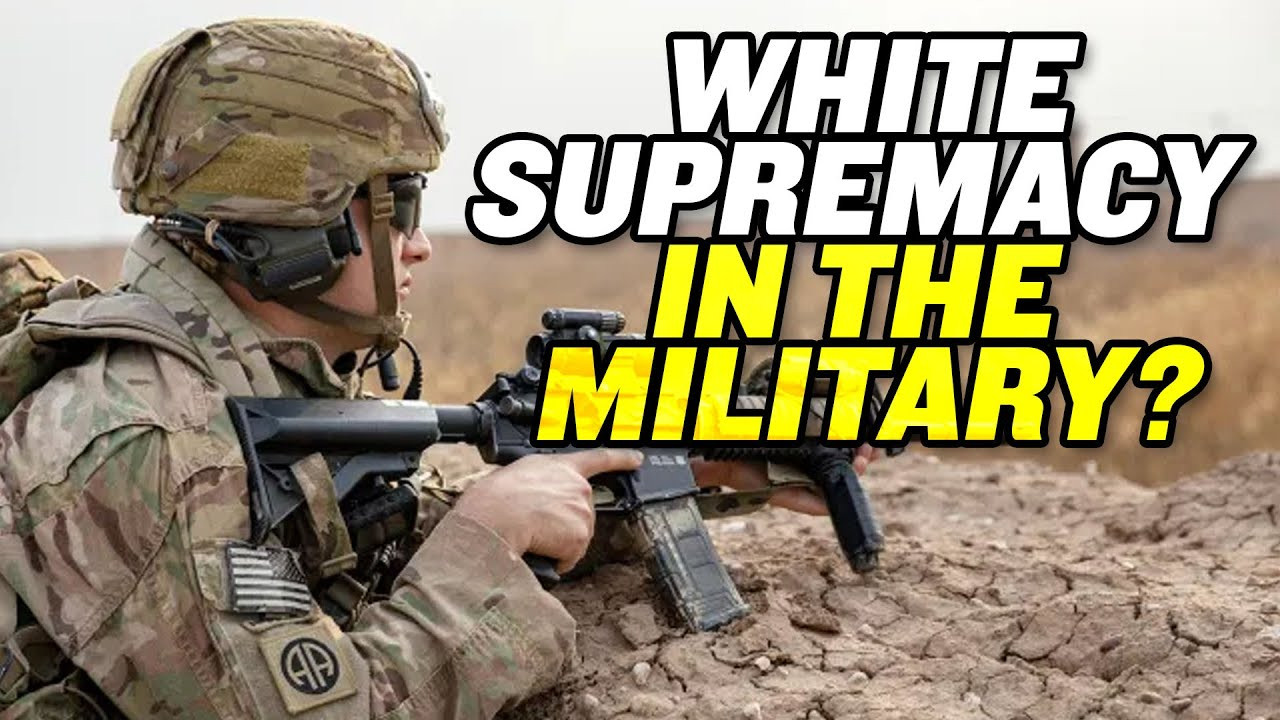 US Military Goes WOKE Against Extremism?