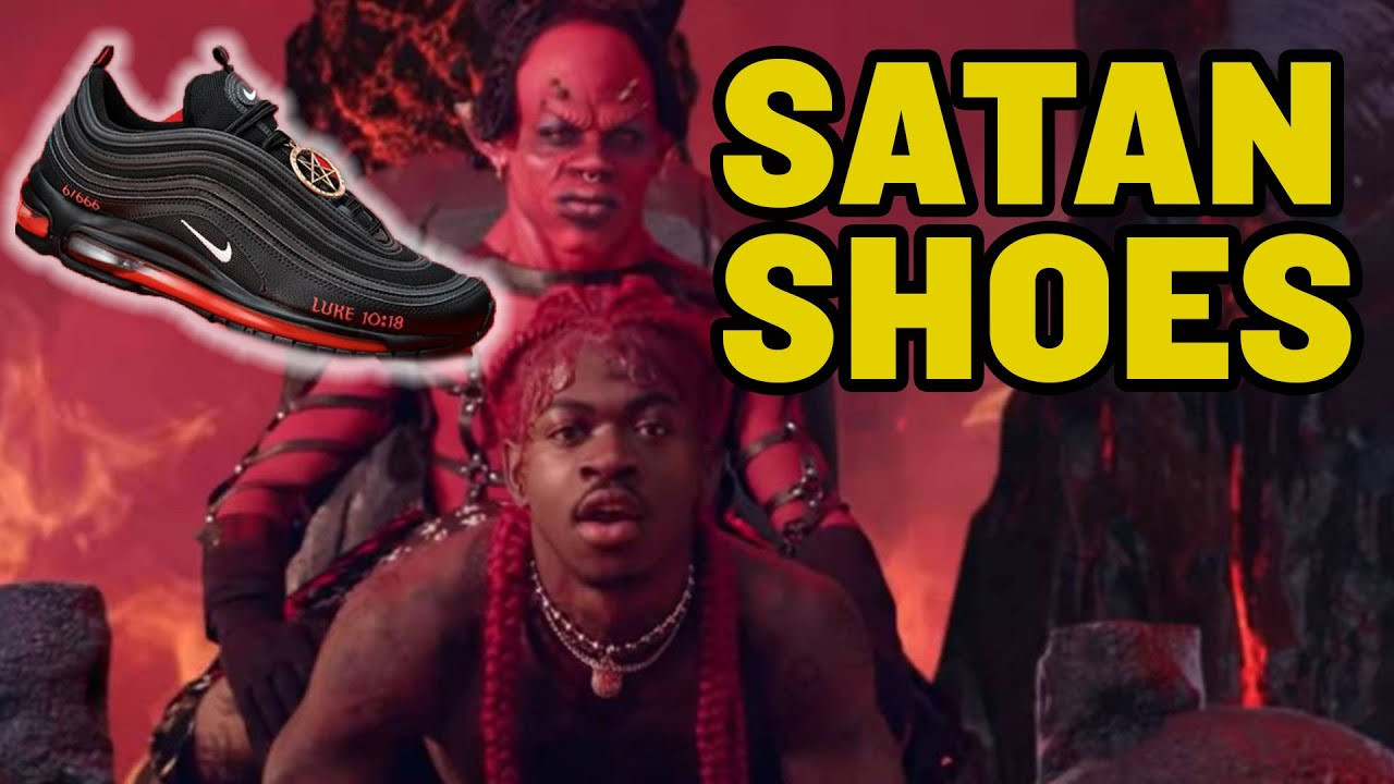 Nike SUES Lil Nas X for SATAN SHOES