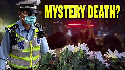 Chinese Police Cover Up A Mysterious Death