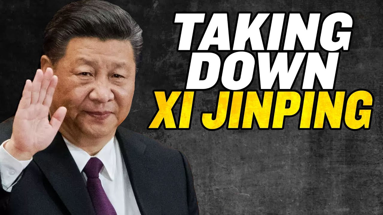 Should the US Take Down China's Communist Leader Xi Jinping?
