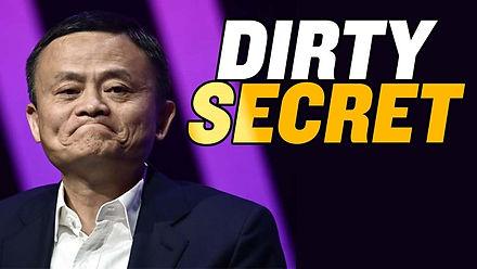 Jack Ma's Dirty Secret   Power Struggle Rips Ant Financial