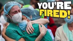 Massive Healthcare Worker Layoffs