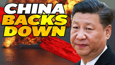 China's REDLINE FAIL on Taiwan