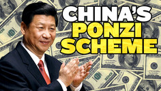 China's Giant Ponzi Scheme