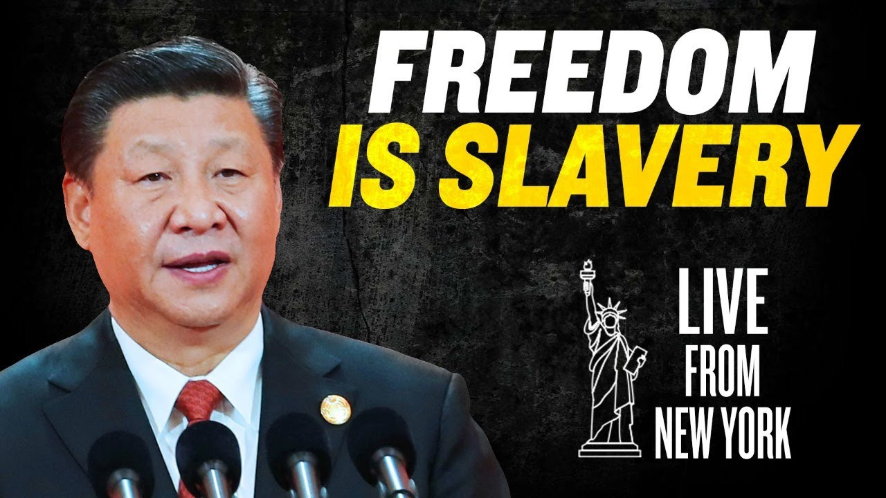 China's Authoritarianism Is Freedom!