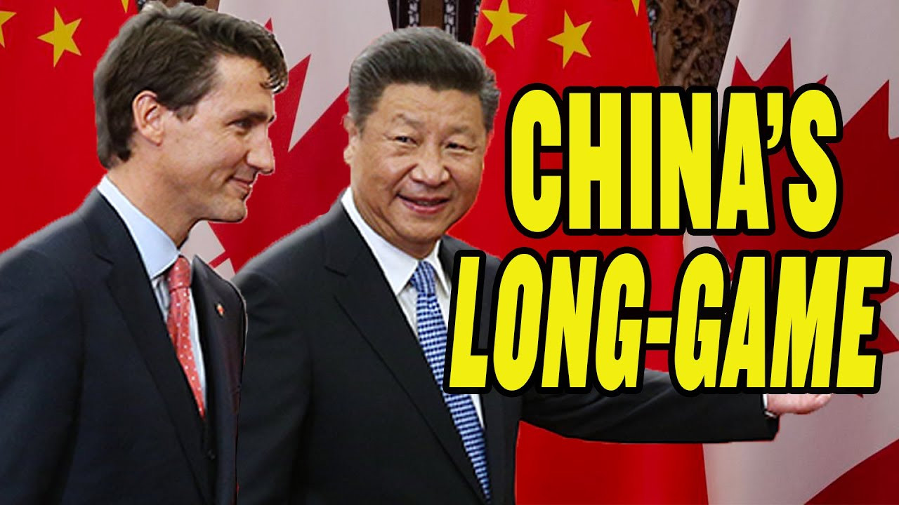 #98 China's Strategic Takeover of Canada