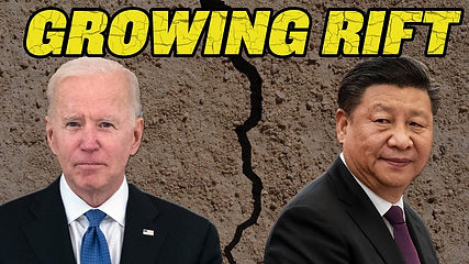 #112 A Growing Rift Between China and the West