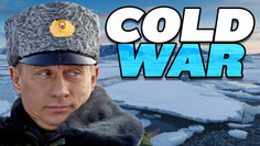 US and Russia FIGHT a New COLD WAR in Arctic