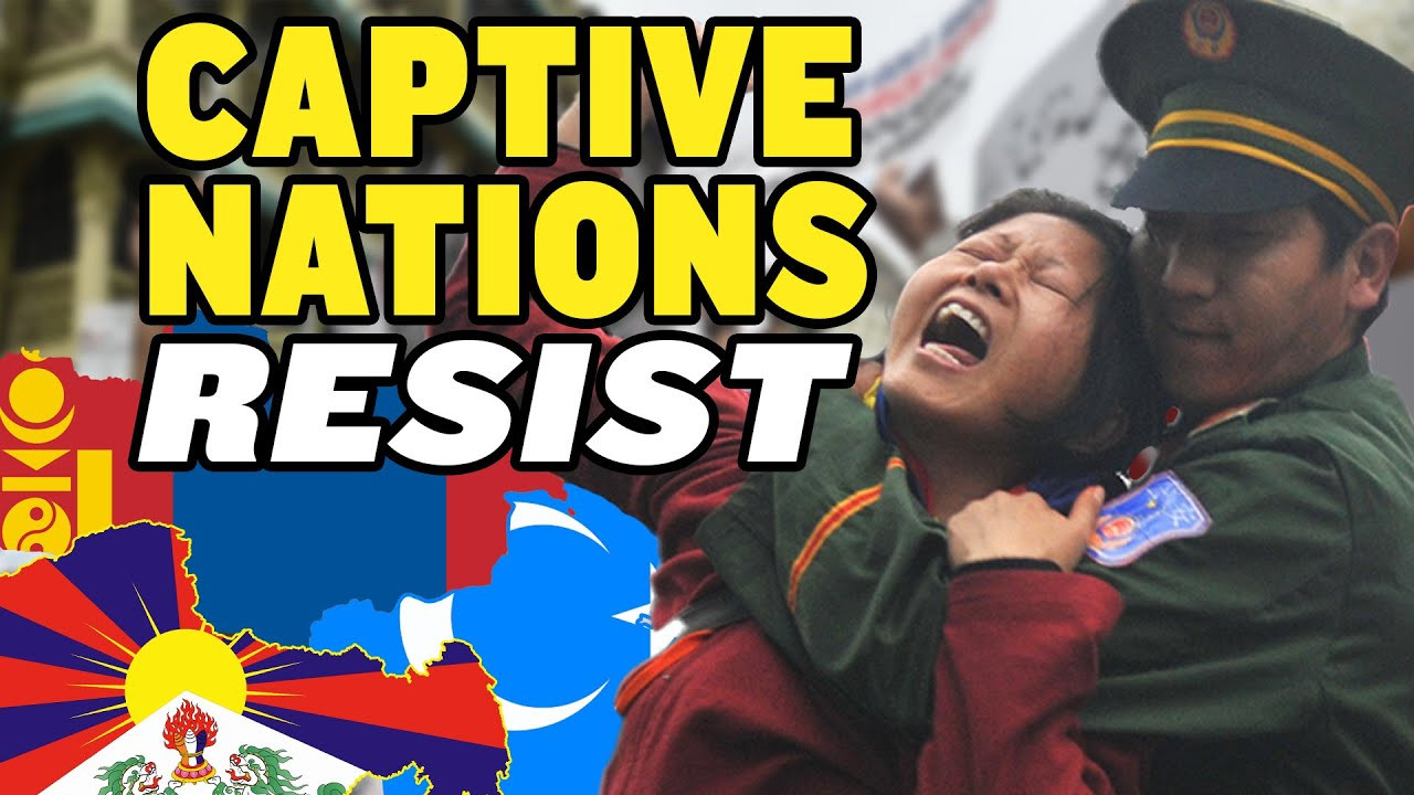"""How """"Captive Nations"""" Are Fighting China and the Chinese Communist Party"""
