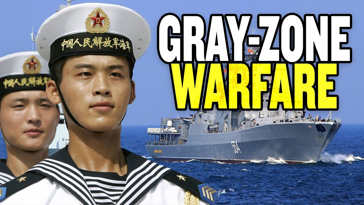 China's Dangerous New Warfare Against Taiwan