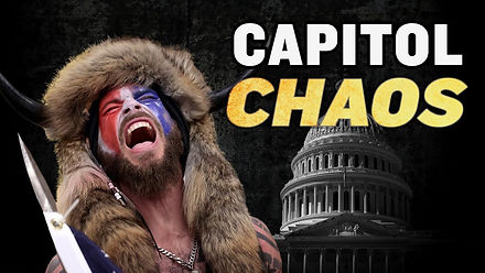 Insurrection?! Trump Protesters Storm Capitol During Electoral Vote
