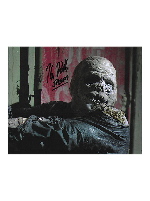 10x8 Friday the 13th Part VIII Print Signed by Kane Hodder