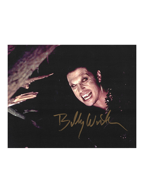 10x8 The Lost Boys Print Signed by Billy Wirth
