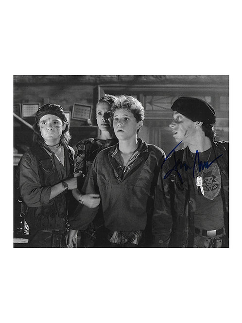 10x8 The Lost Boys Print Signed by Jamison Newlander