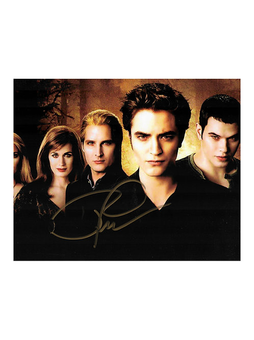 10x8 Twilight Print Signed by Peter Facinelli