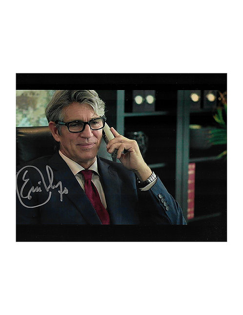 10x8 The Dark Knight Print Signed by Eric Roberts